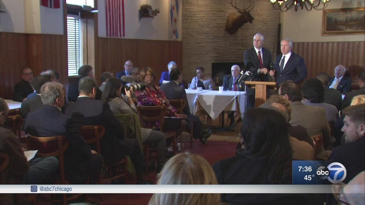 Cook Co. Democrats hold forum with gubernatorial candidates