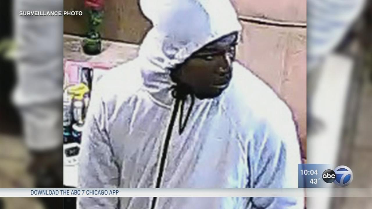 Police release surveillance photos in Naperville nail salon armed robbery