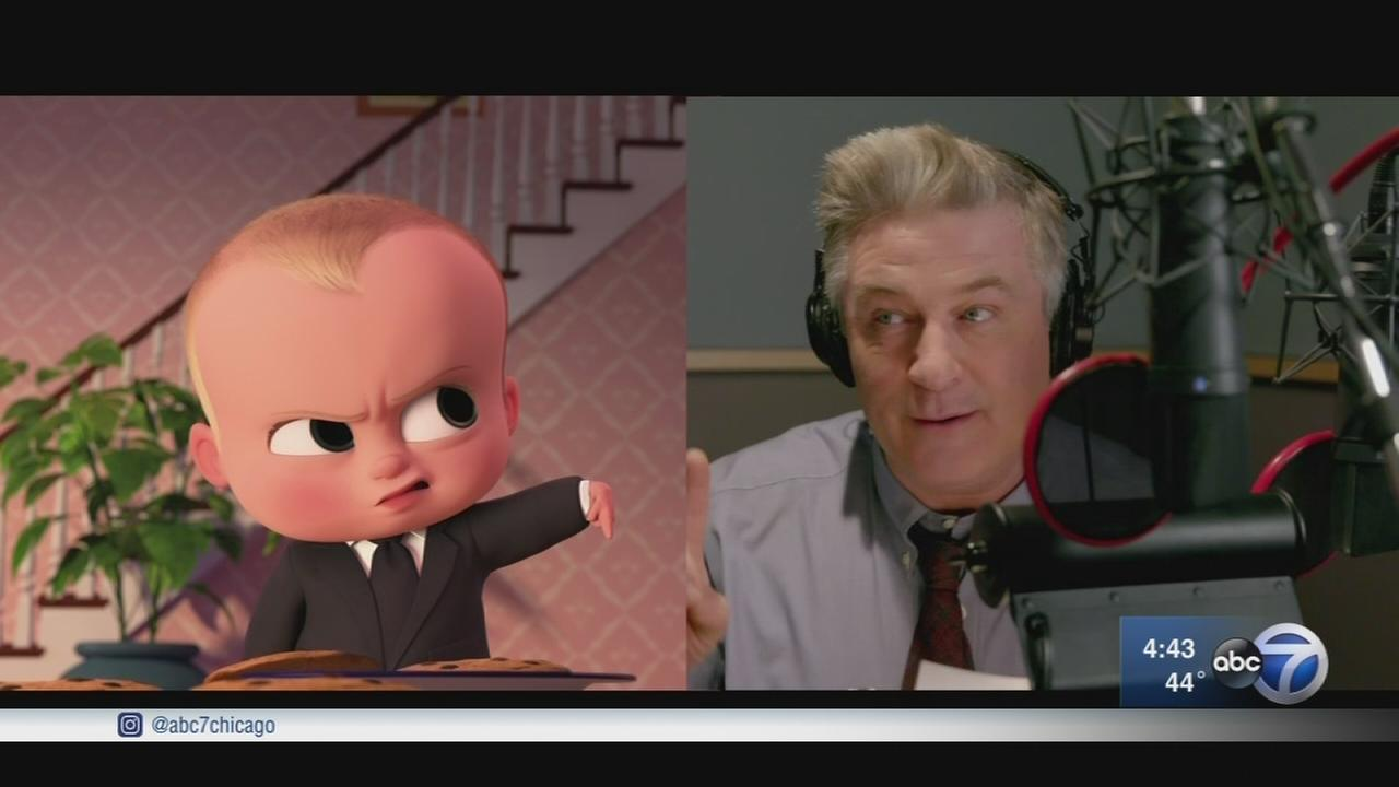 ?The Boss Baby? director, producer talk new film