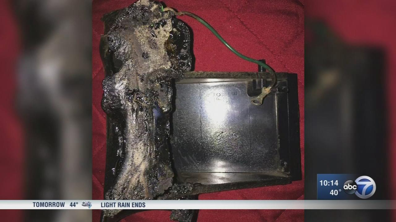 Valparaiso family forced to rely on space heaters after furnace melts