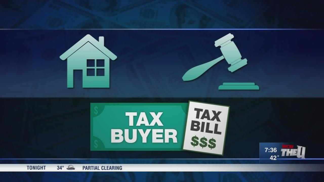 Cook Co. homeowners line up to pay overdue tax bills before auction