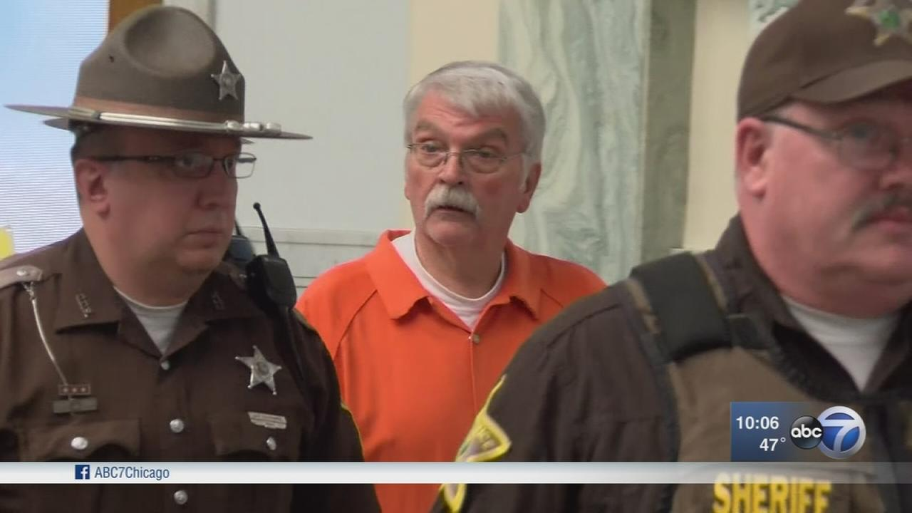 Land owner where Indiana girls bodies were found jailed for traffic violations