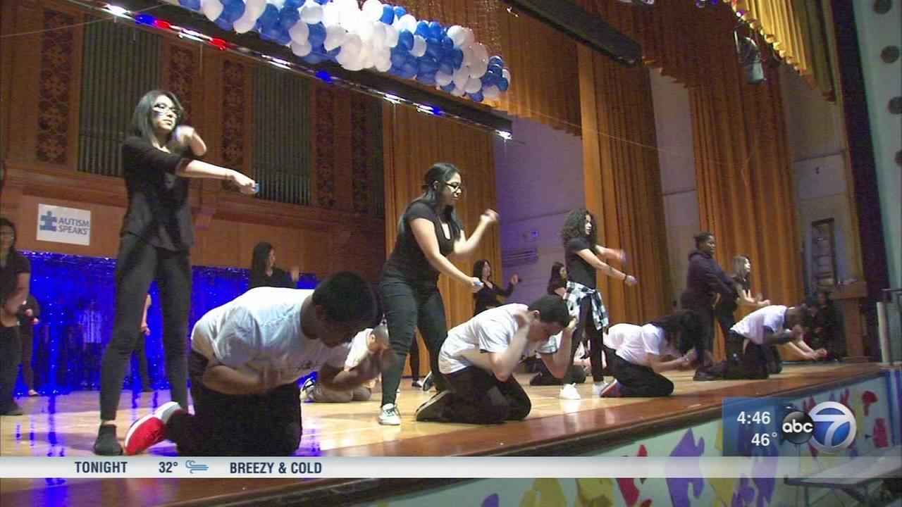 Students with autism in the spotlight at Schurz