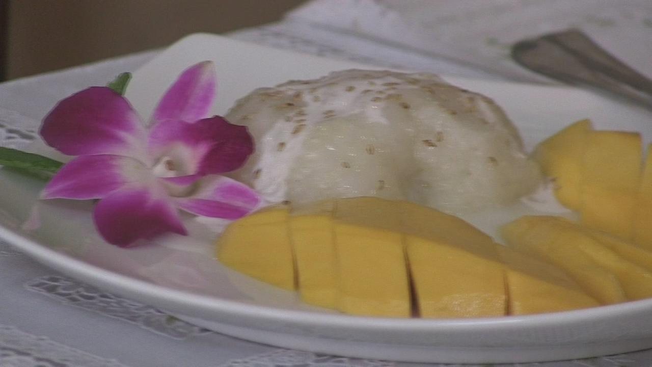 Extra Course: Dessert at Paulas Thai Kitchen