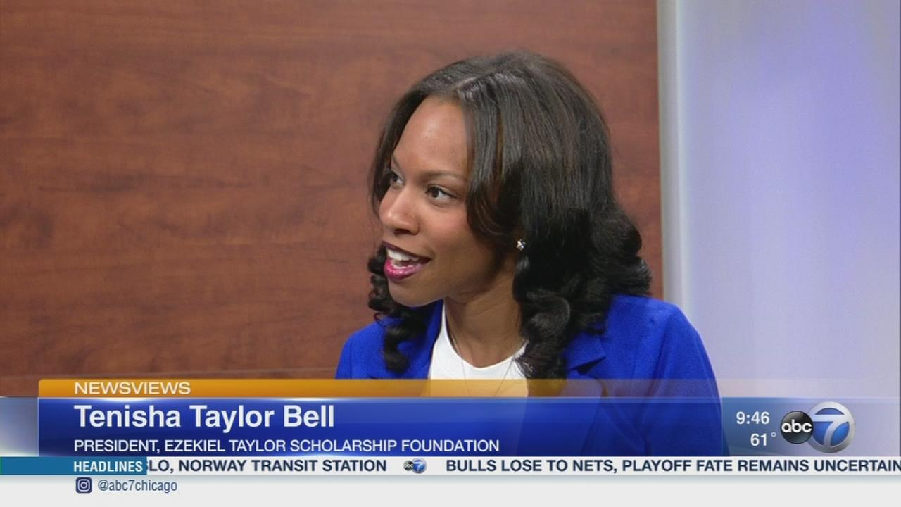 Newsviews Pt 1: Chicago woman starts scholarship fund