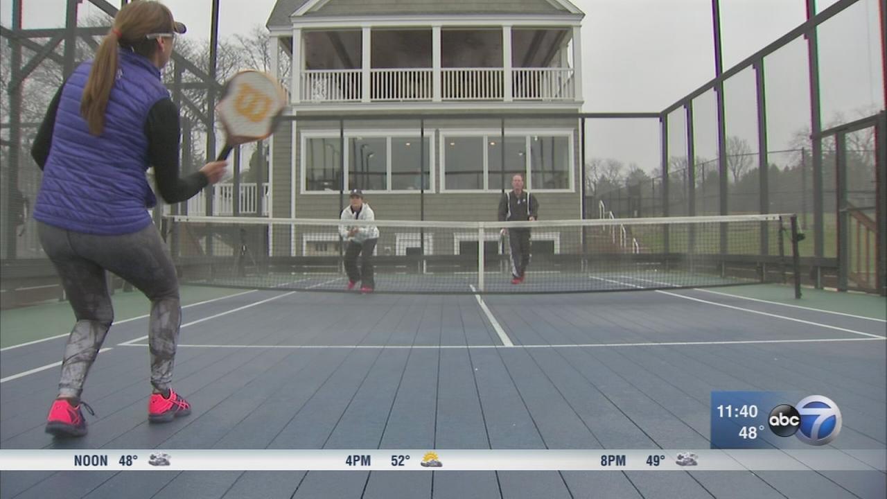 Patform tennis injury rate high