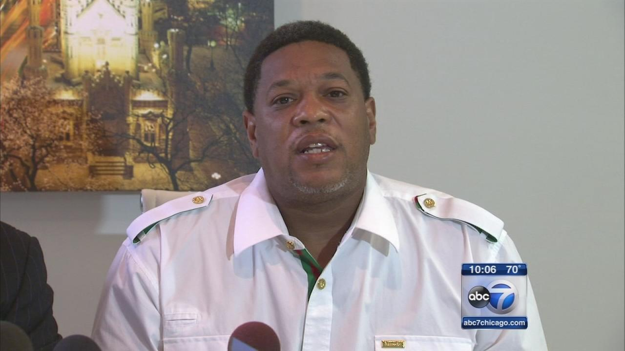 Visitor trapped at Cook County Jail speaks out