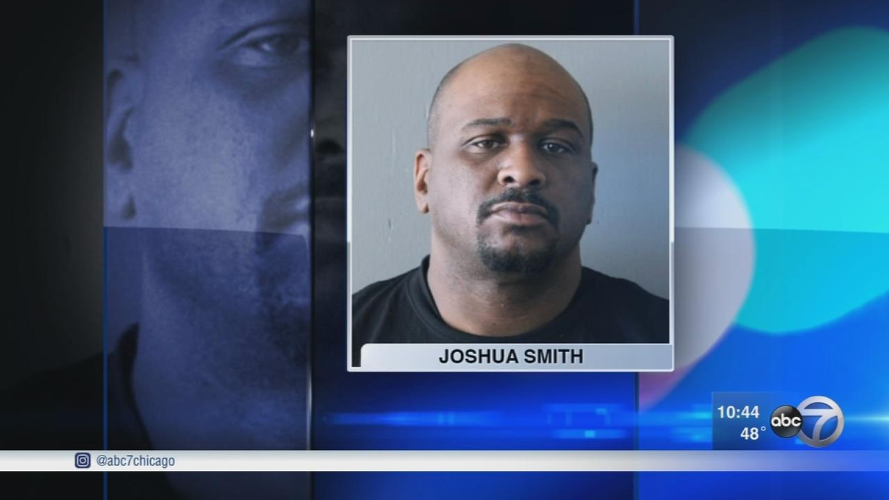 Man charged in shooting of Cook County judge