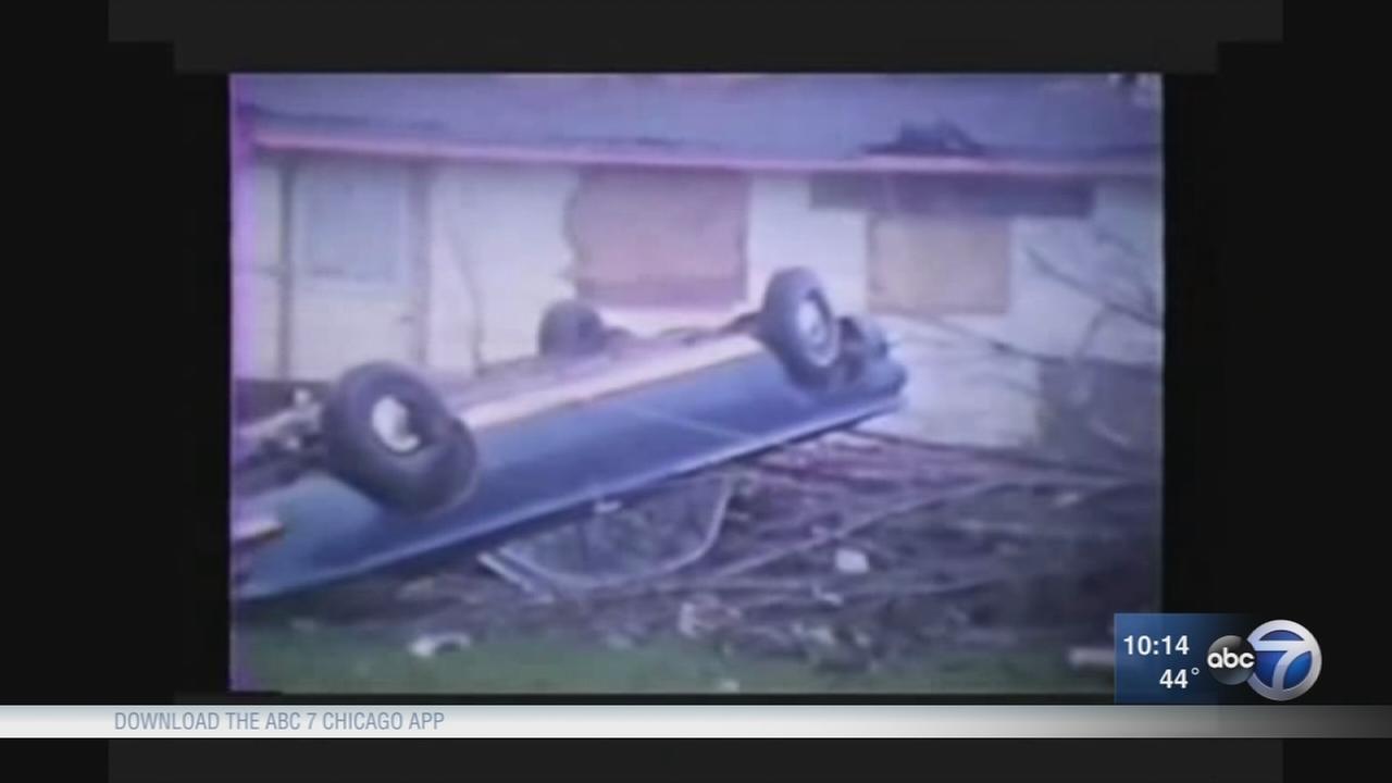 The Oak Lawk tornado outbreak, 50 years later
