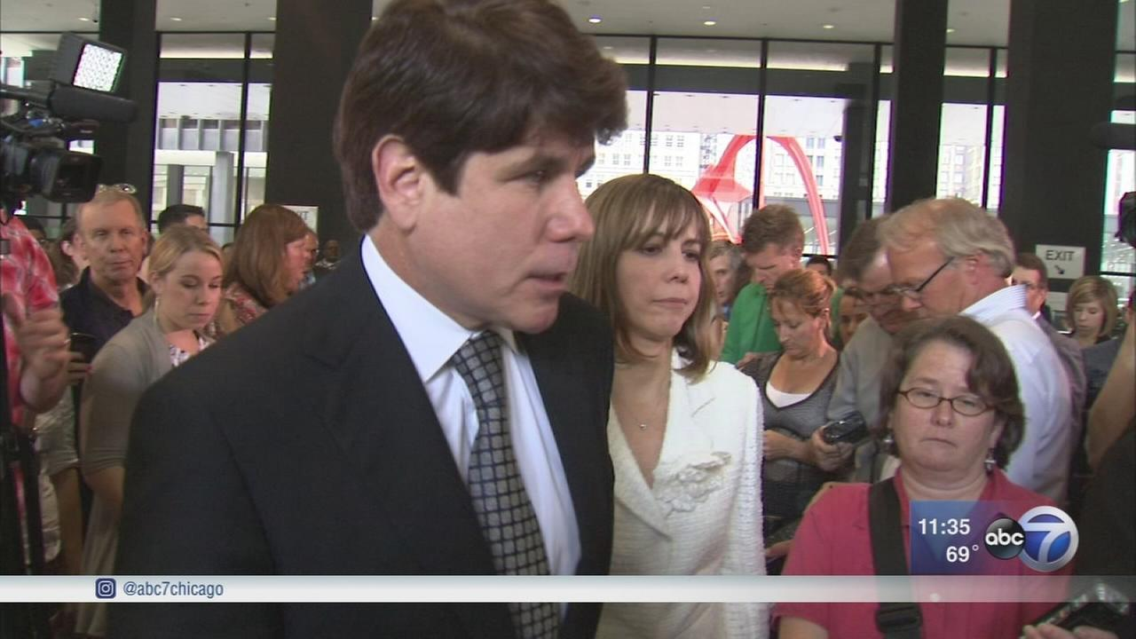 Blagojevich attorneys continue sentence appeal