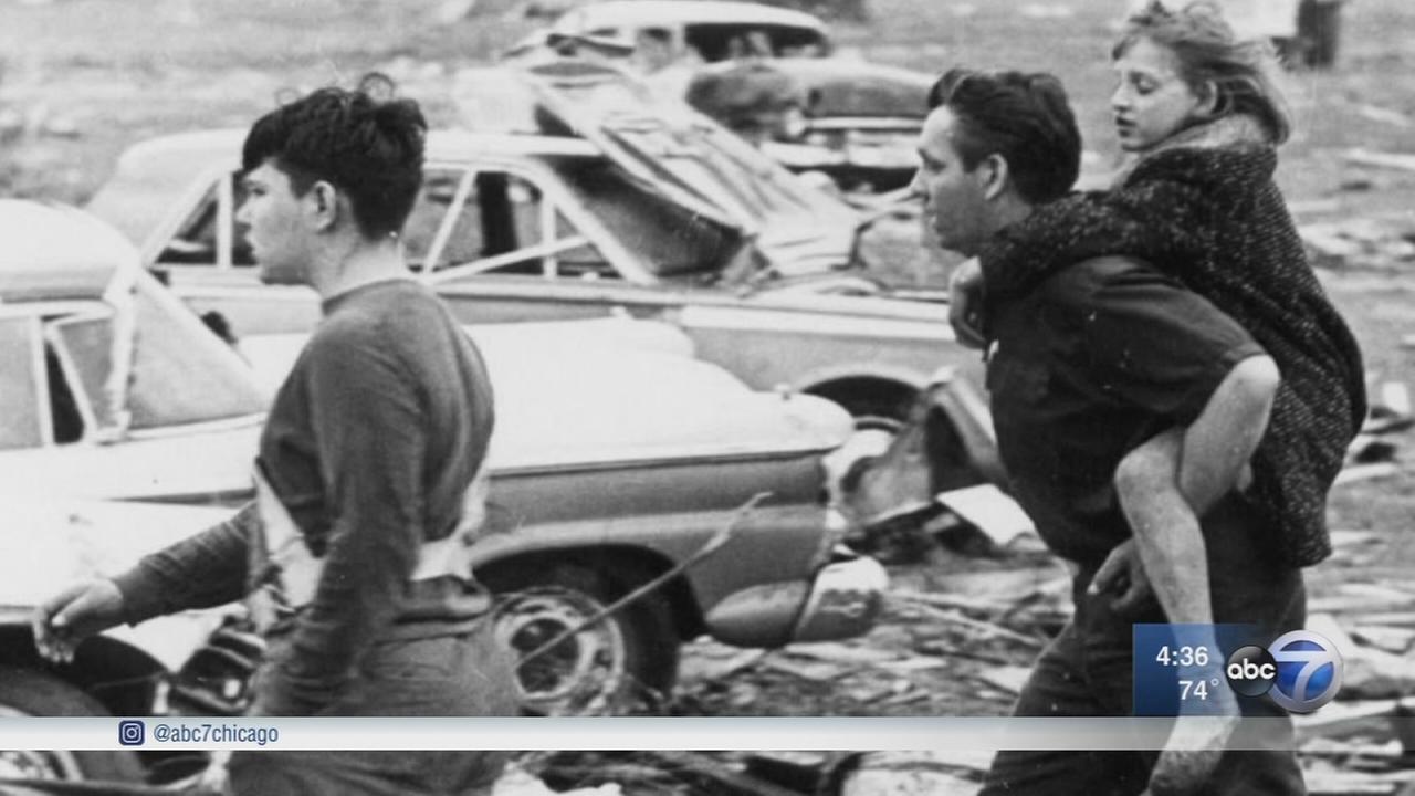 Belvidere tornado survivors remember 50 years later