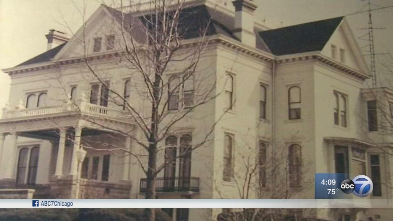Rauners move out of Ill. Executive mansion during renovations