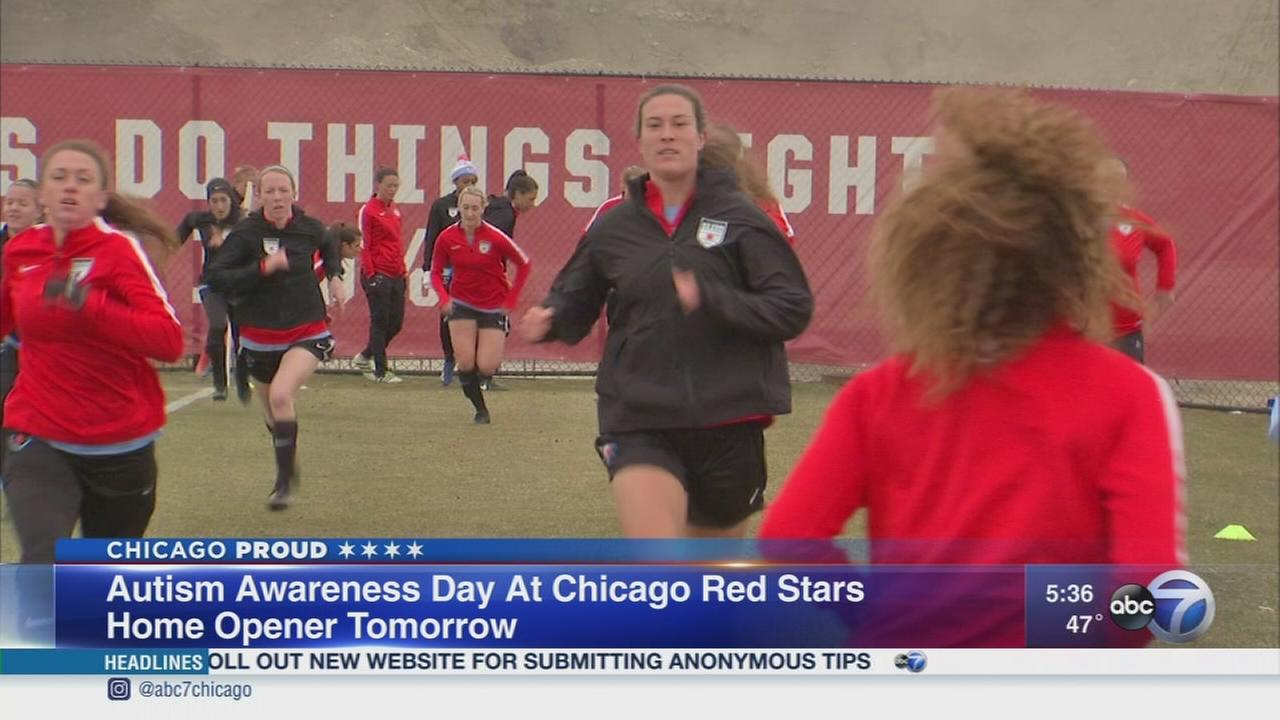 Chicago Red Stars play home opener