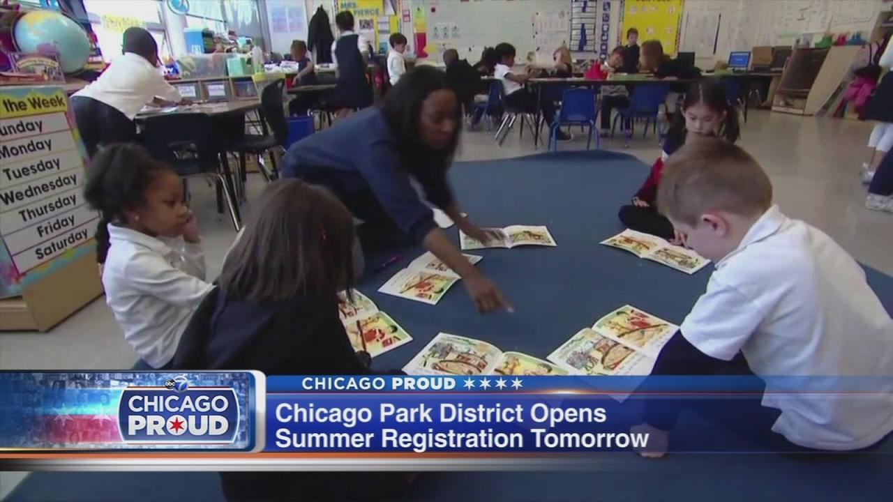 Set your summer plans with the Chicago Park District