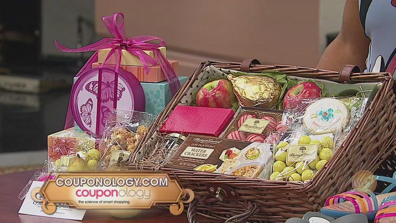 Mothers Day gift ideas from Couponology