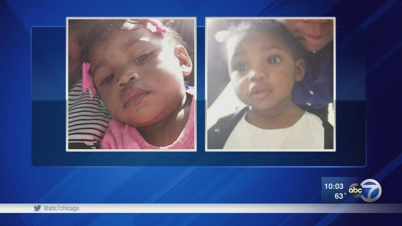 1-year-old girl missing from Joliet Township