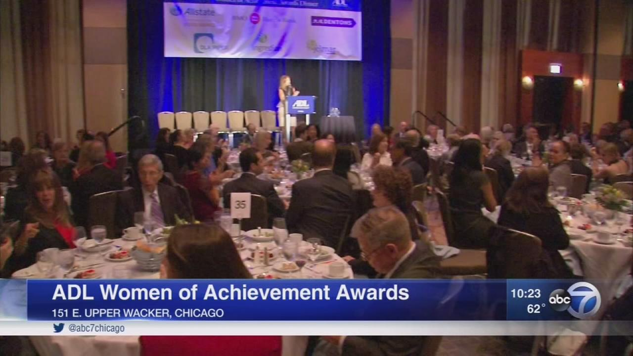 Anti-Defamation League honors Women of Achievement