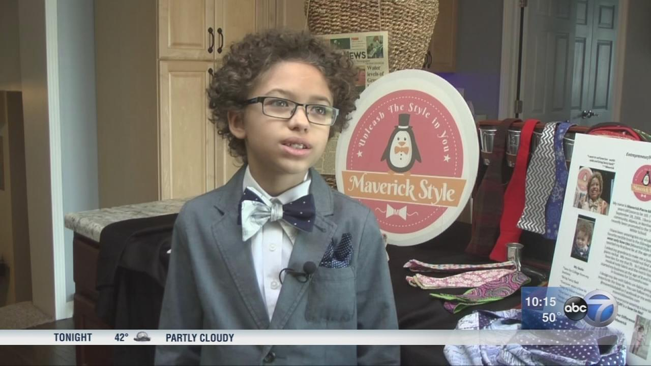 Bow-Tie Boy and pageant organizer say promises broken