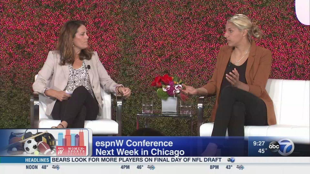 espnW: Women + Sports Conference comes to Chicago