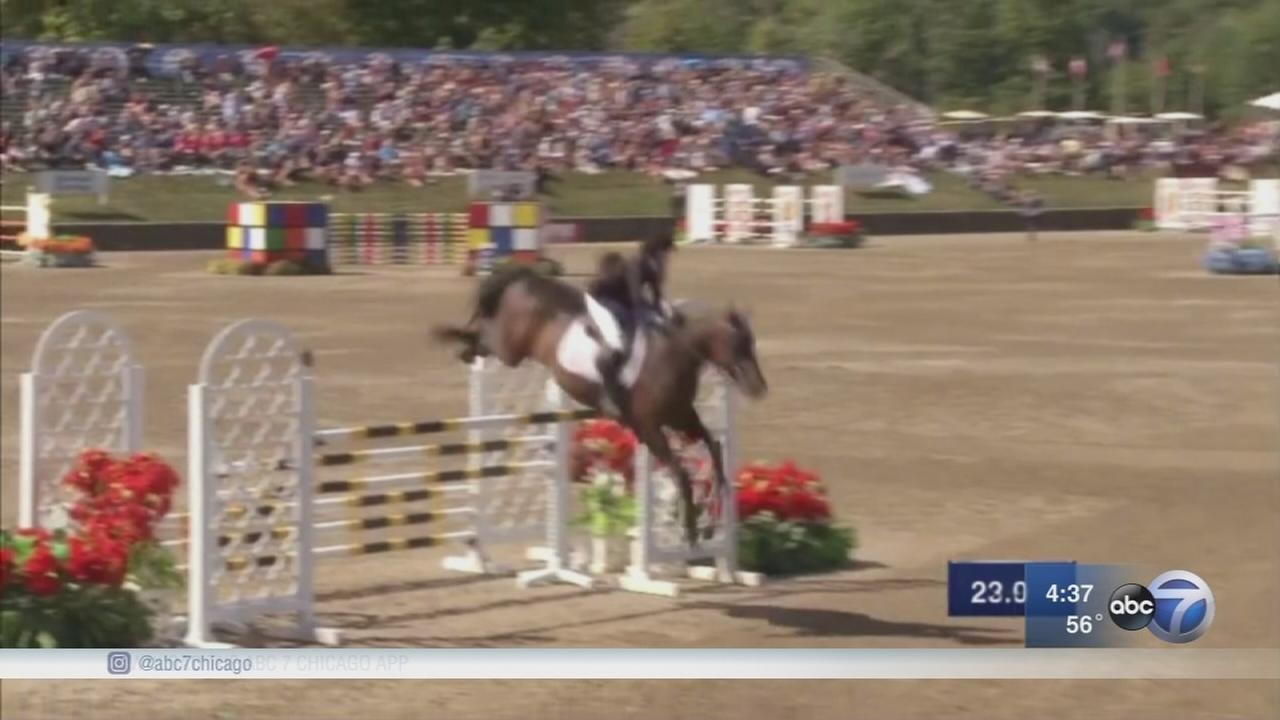 Balmoral Park to reopen with equestrian show jumping this summer