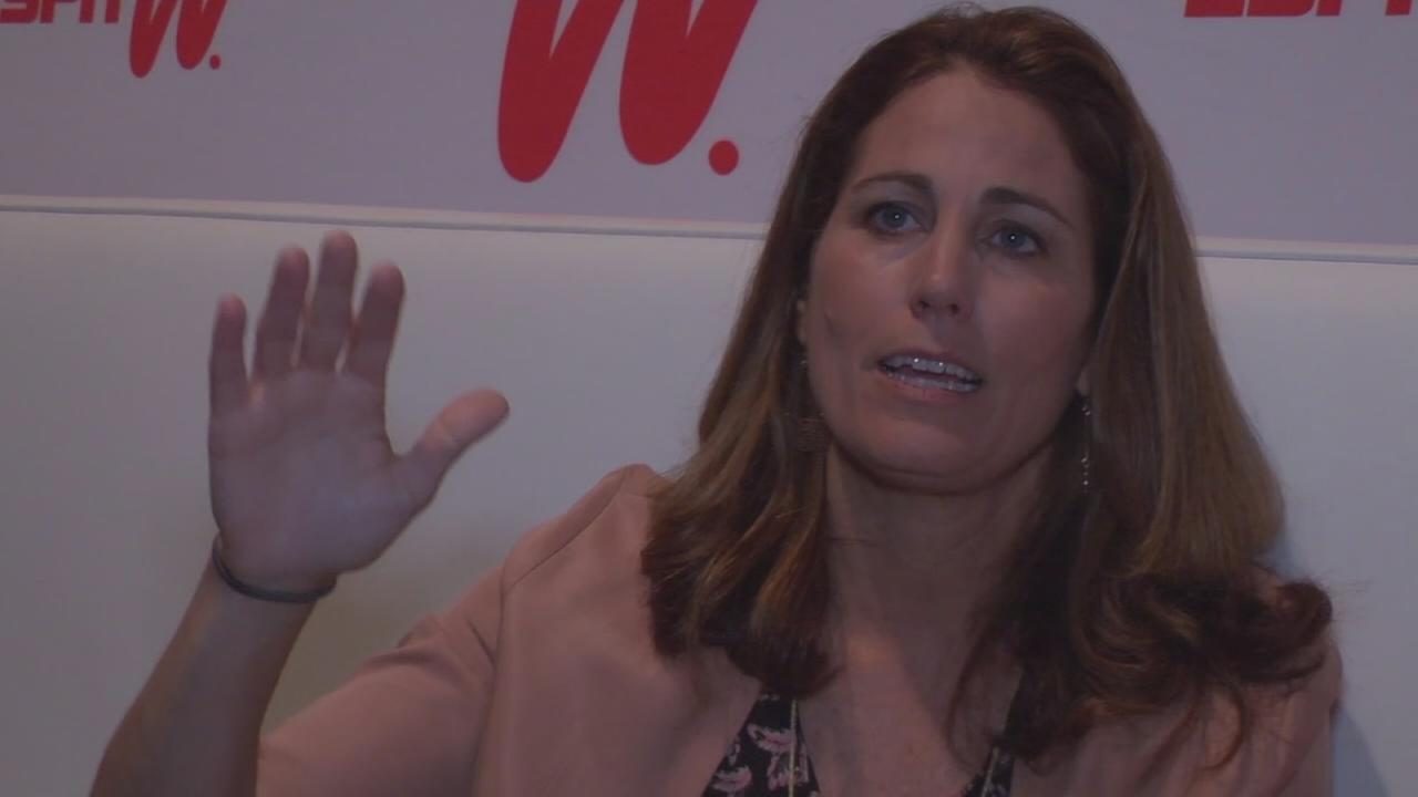Women + Sports Conference brings athletes, women together