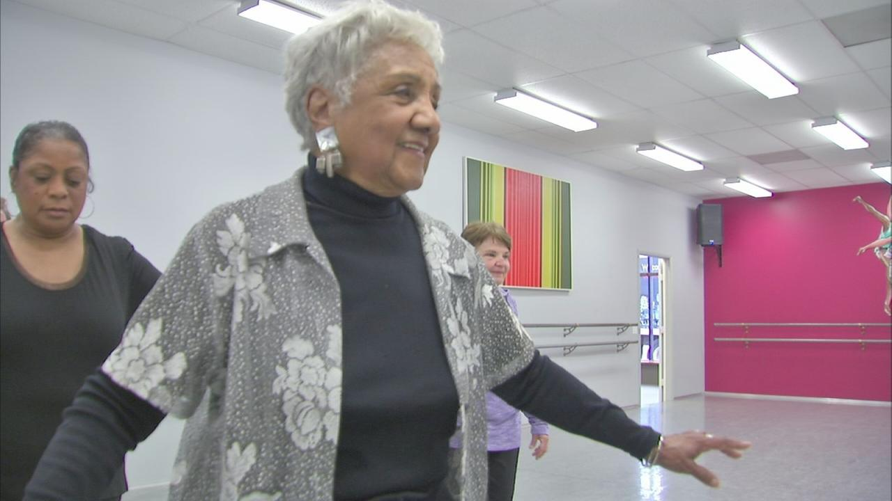 92-year-old dancer helped bring ballroom to South Side