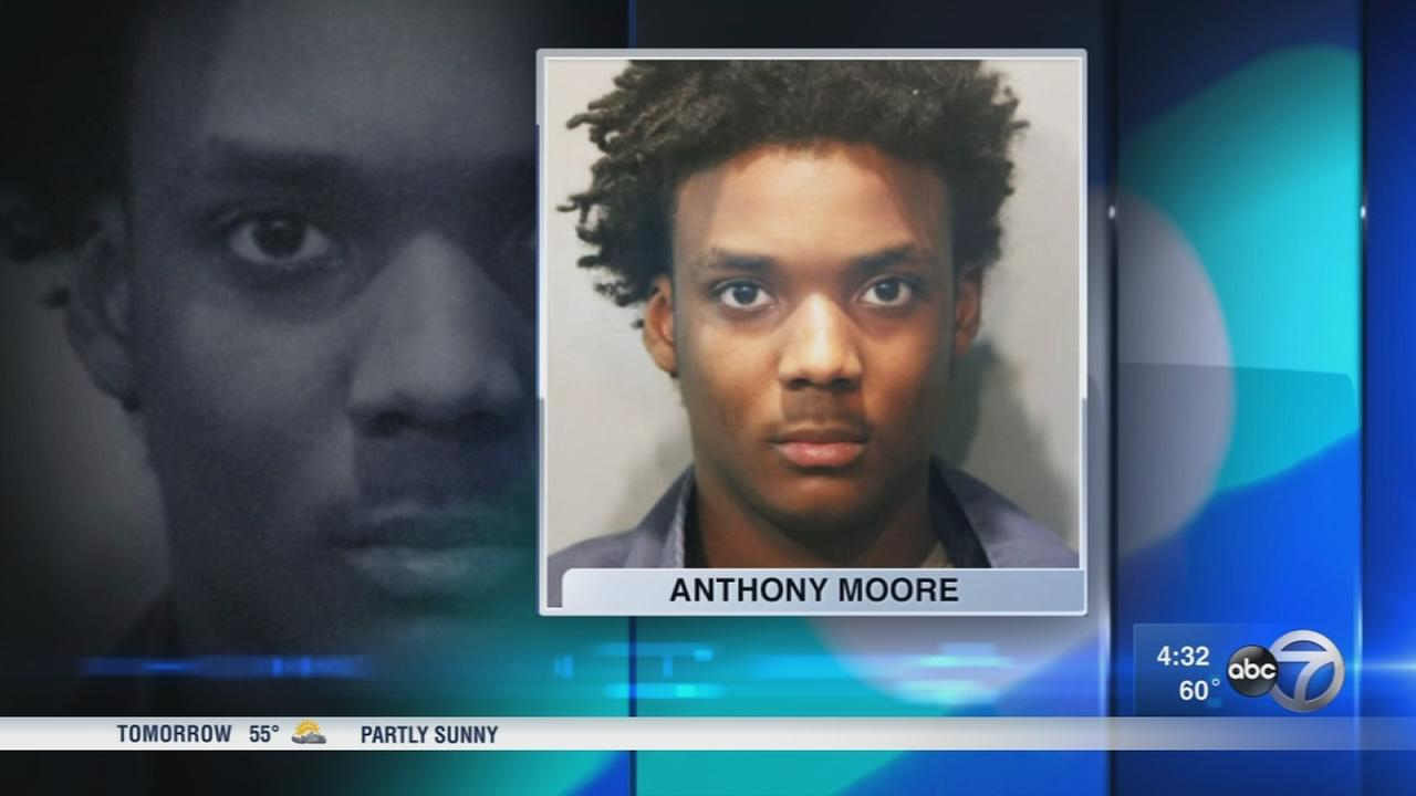 Man charged in murder of CPD sergeants son