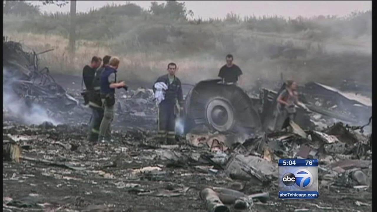 Plane crash adds pressure to end Ukraine civil war