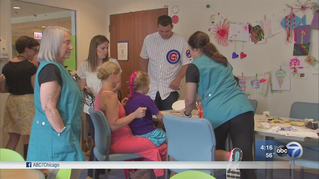 Rizzo donates $3.5 million to Lurie Childrens Hospital