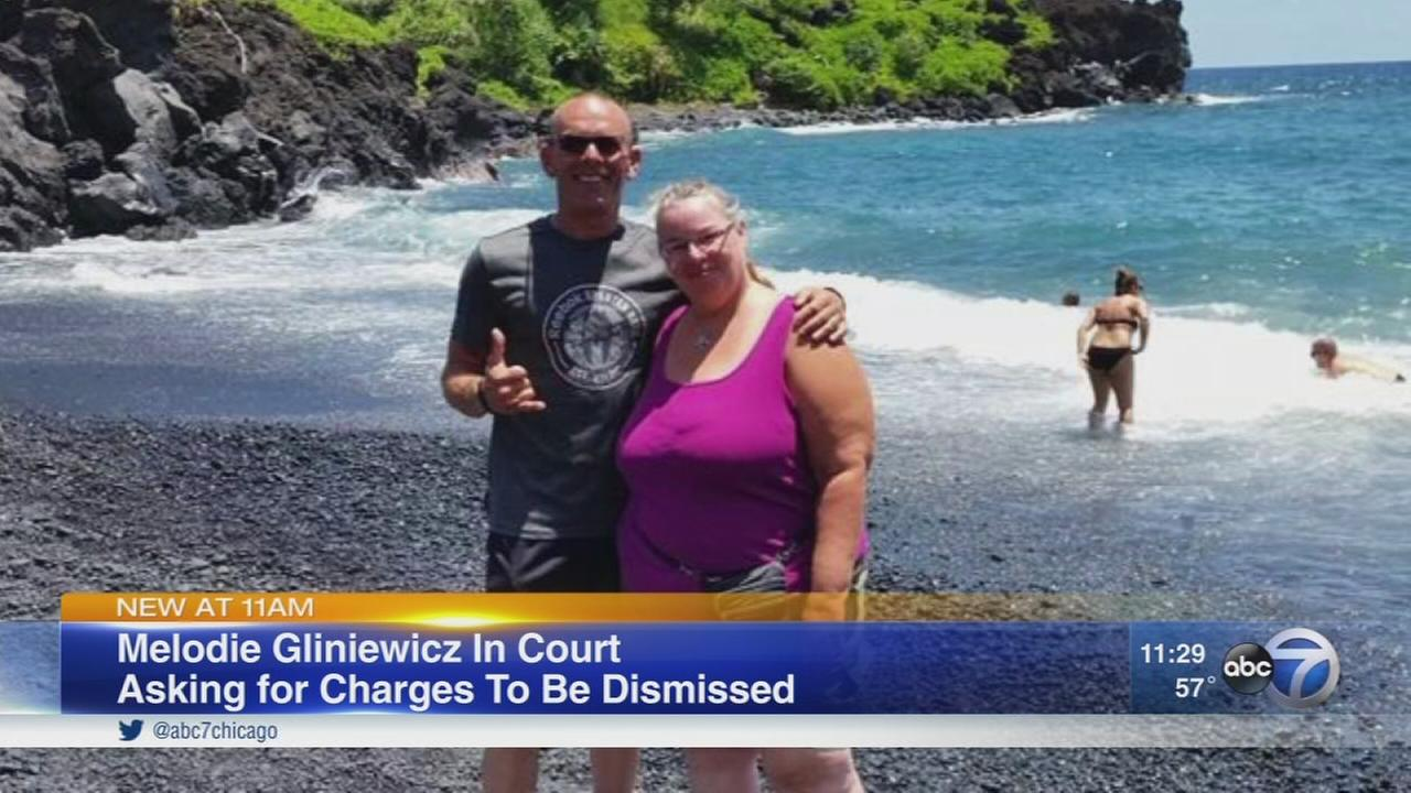 Gliniewicz widow wants all charges dropped