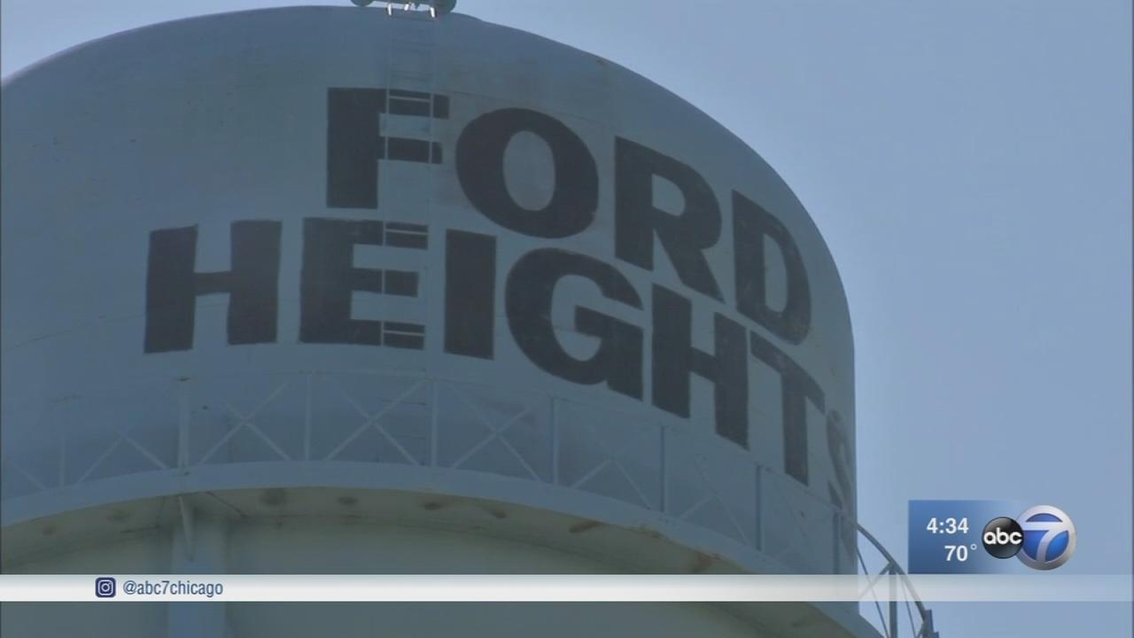 Ford Heights village assets frozen, paychecks stalled