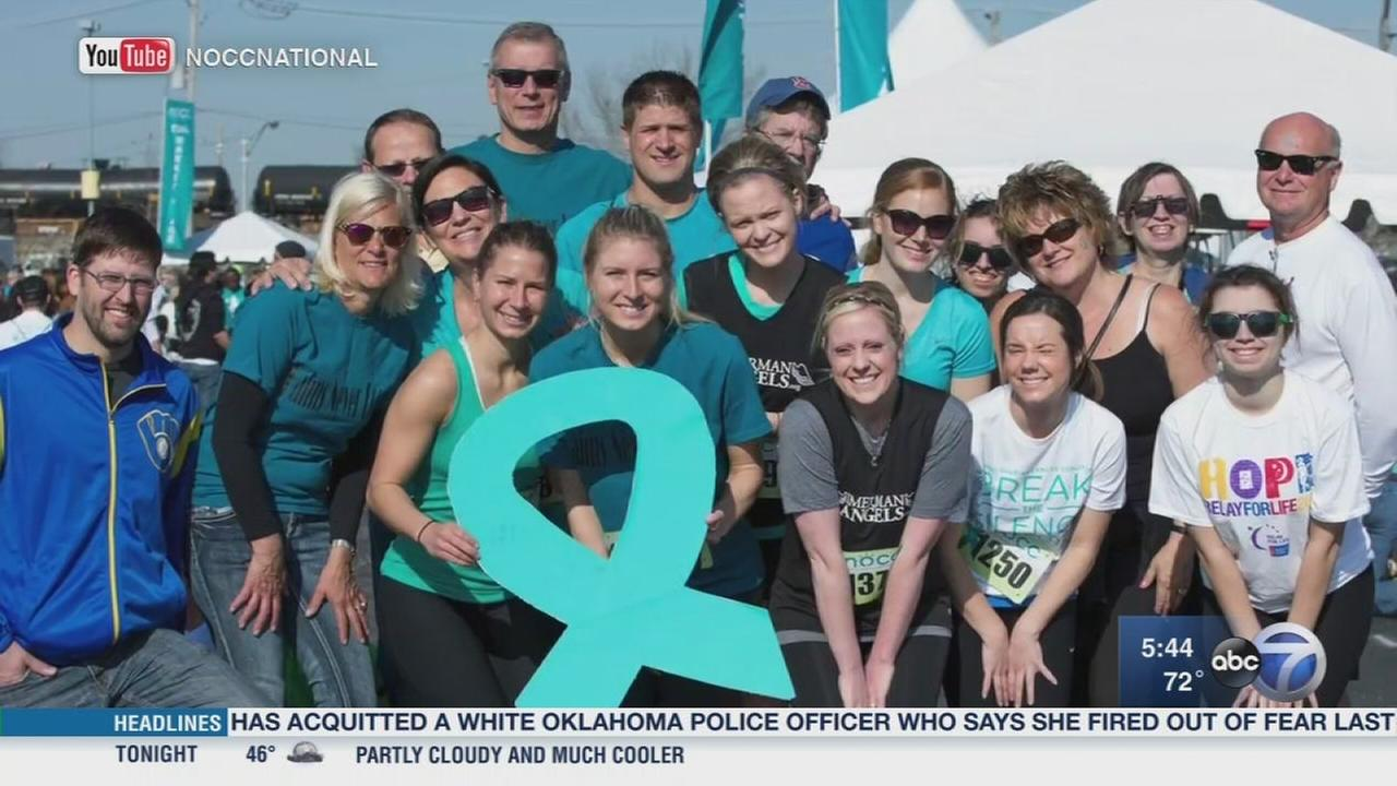 National Ovarian Cancer Coalition Illinois chapter hosts 20th annual run, walk