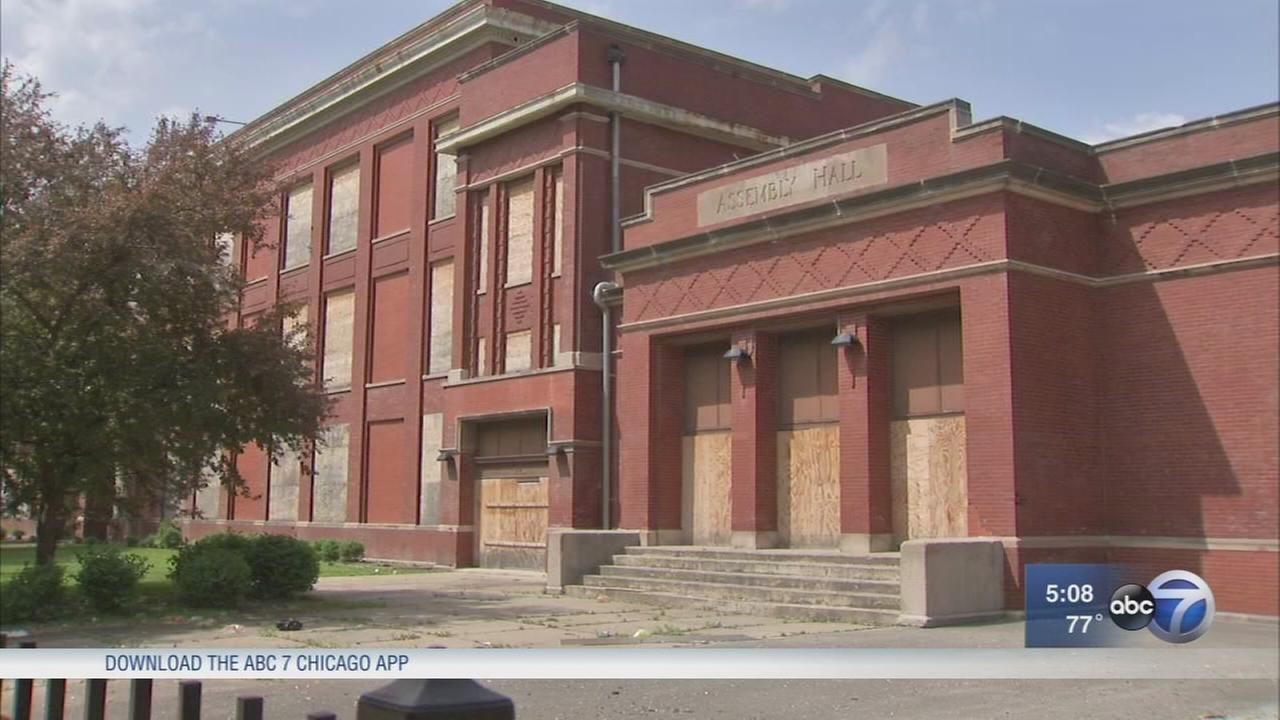 What has become of vacant CPS schools?