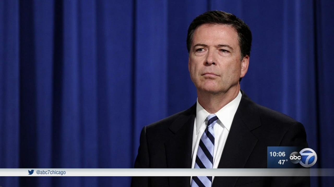 Comey will testify before Senate Intelligence Committee in open session