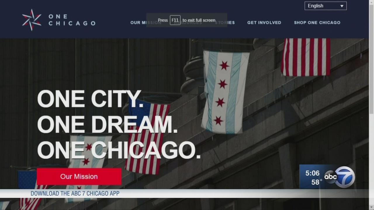 City launches One Chicago campaign