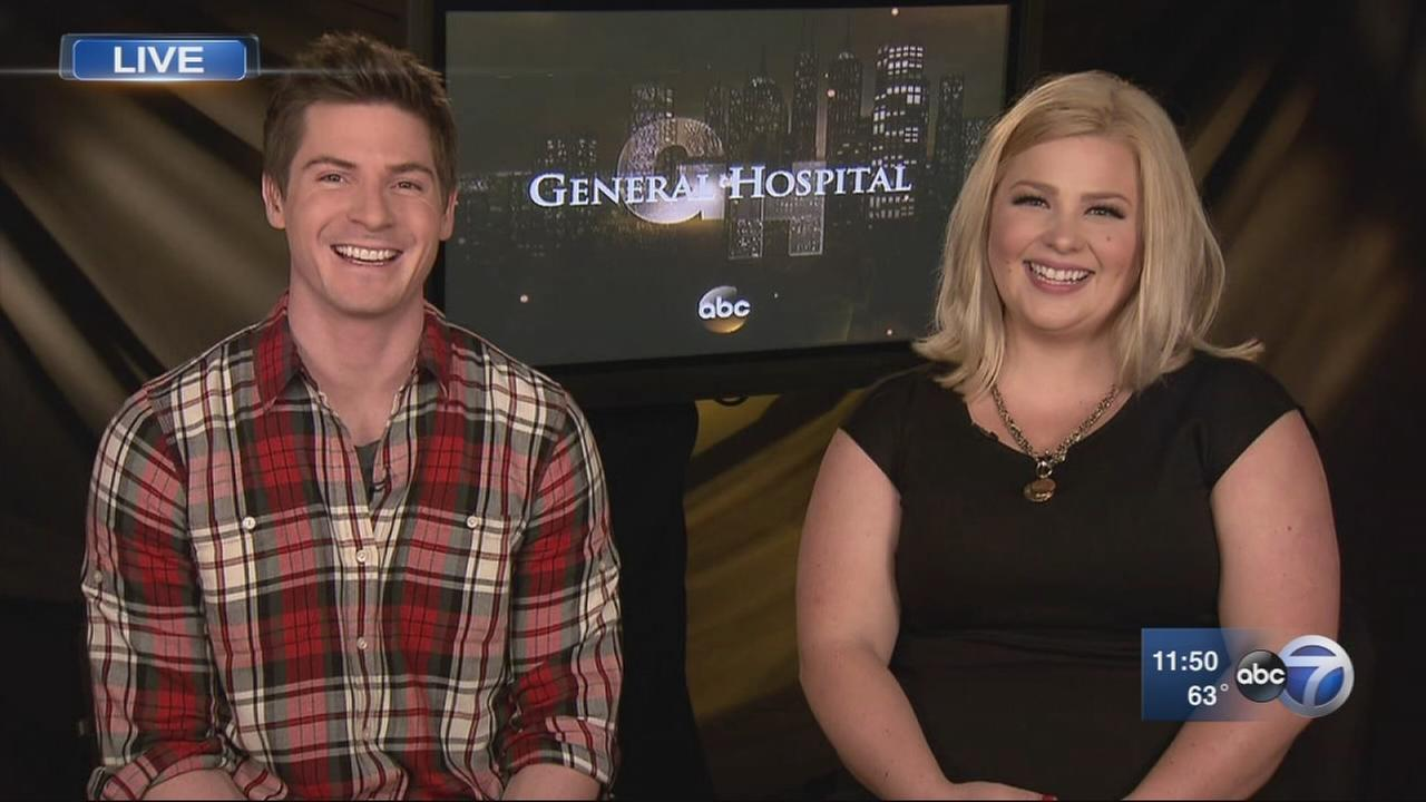 General Hospital stars preview Nurses Ball