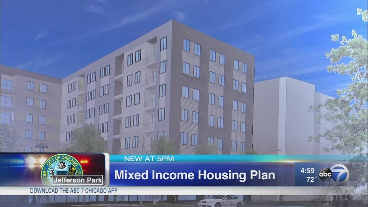 Vote expected on large Jefferson Park mixed-income rental building