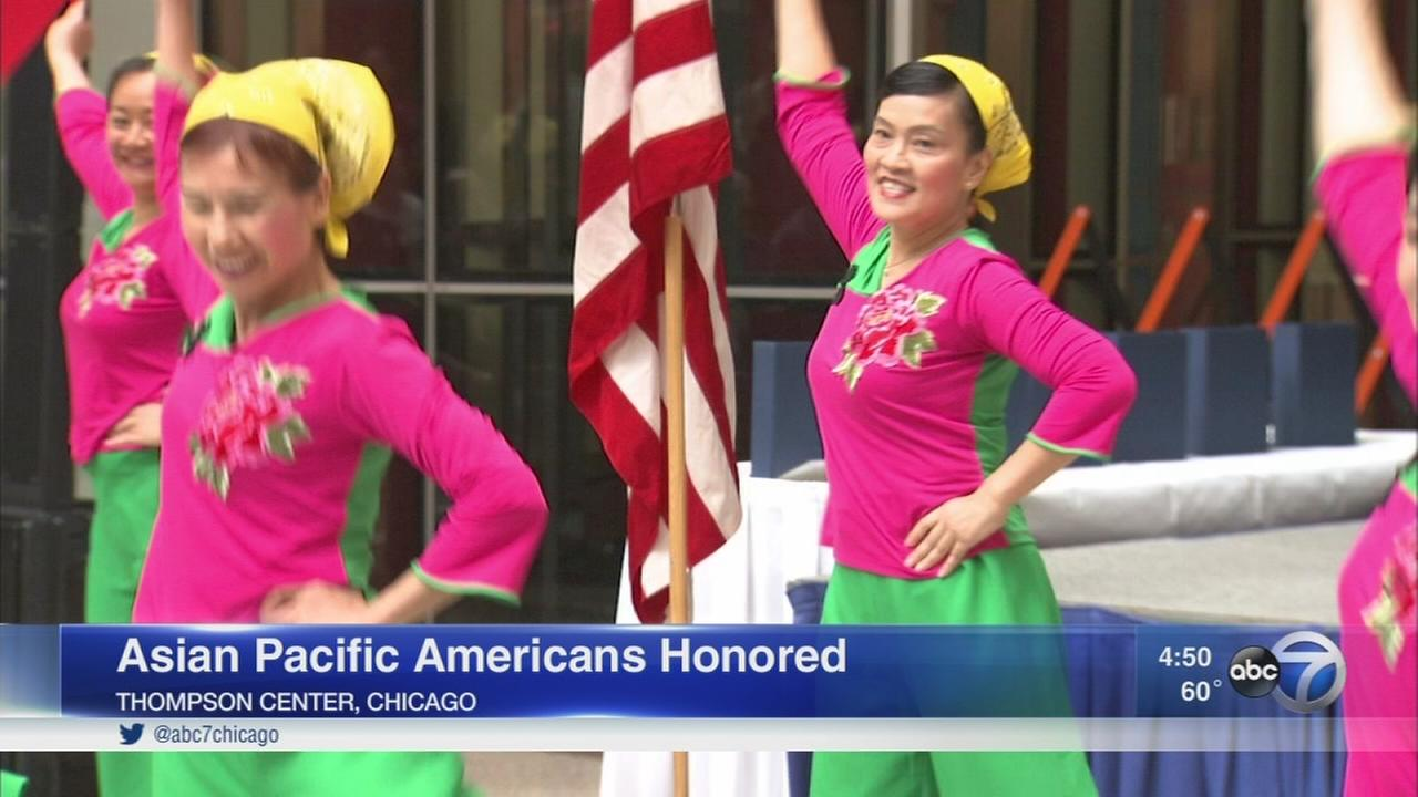 Illinois Treasurer hosts Asian Pacific American Heritage event