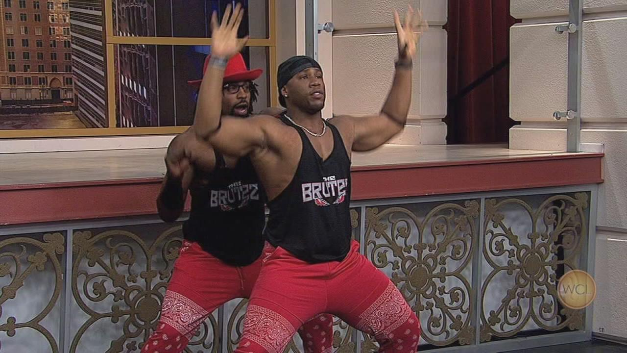 The Brutez bring a new workout routine