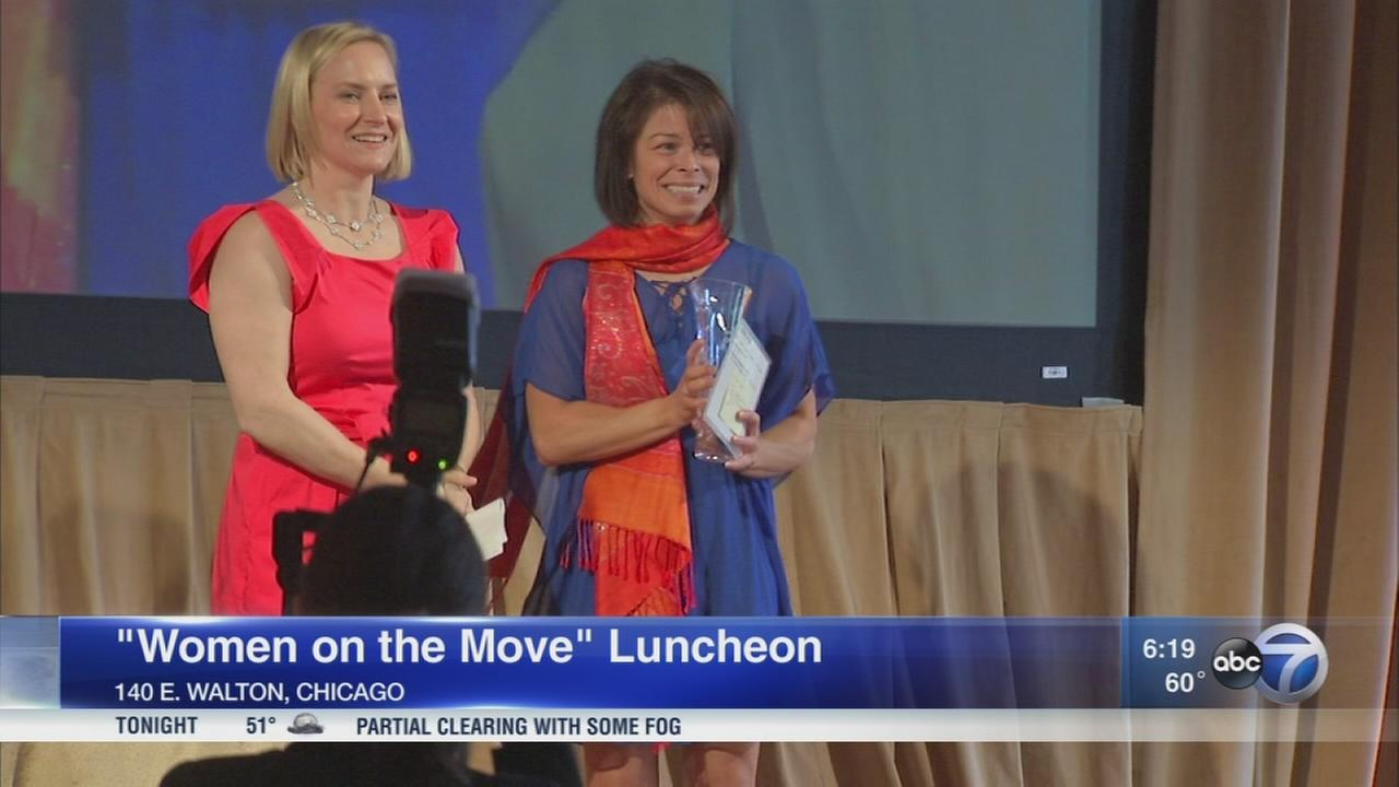 Women honored at Women on the Move Luncheon
