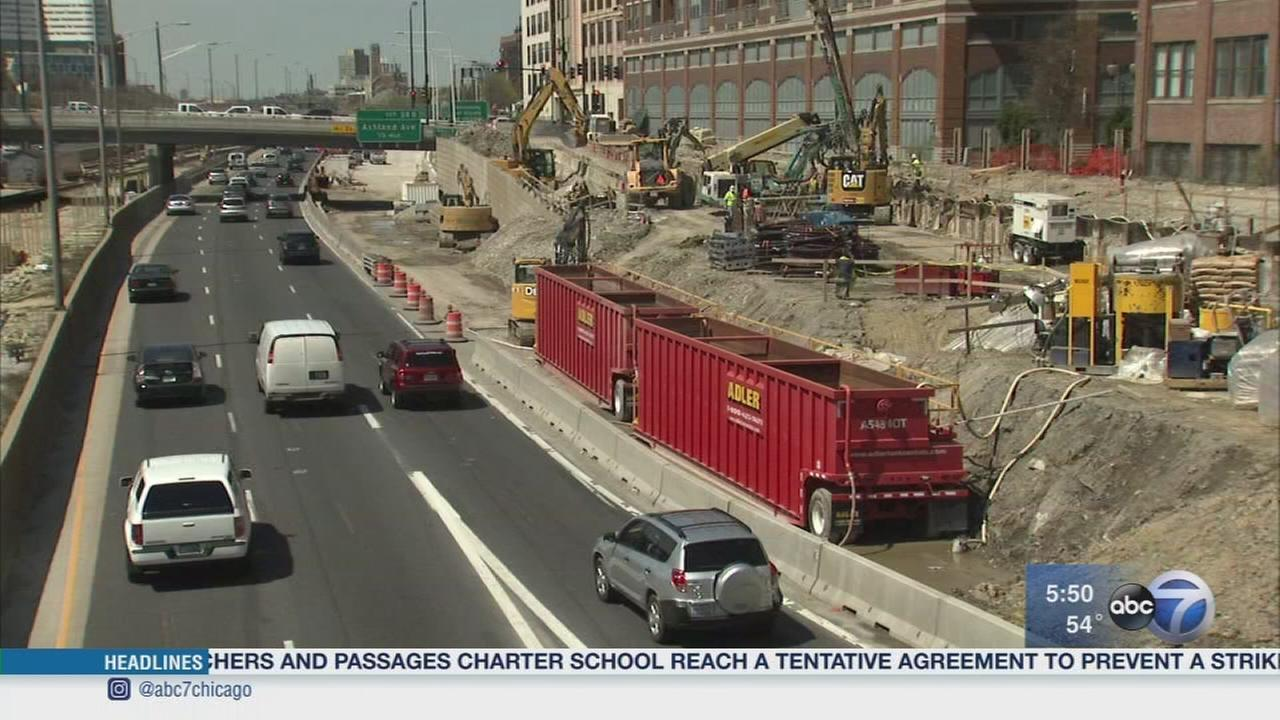 Whats Driving You Crazy? Construction during Memorial Day travel