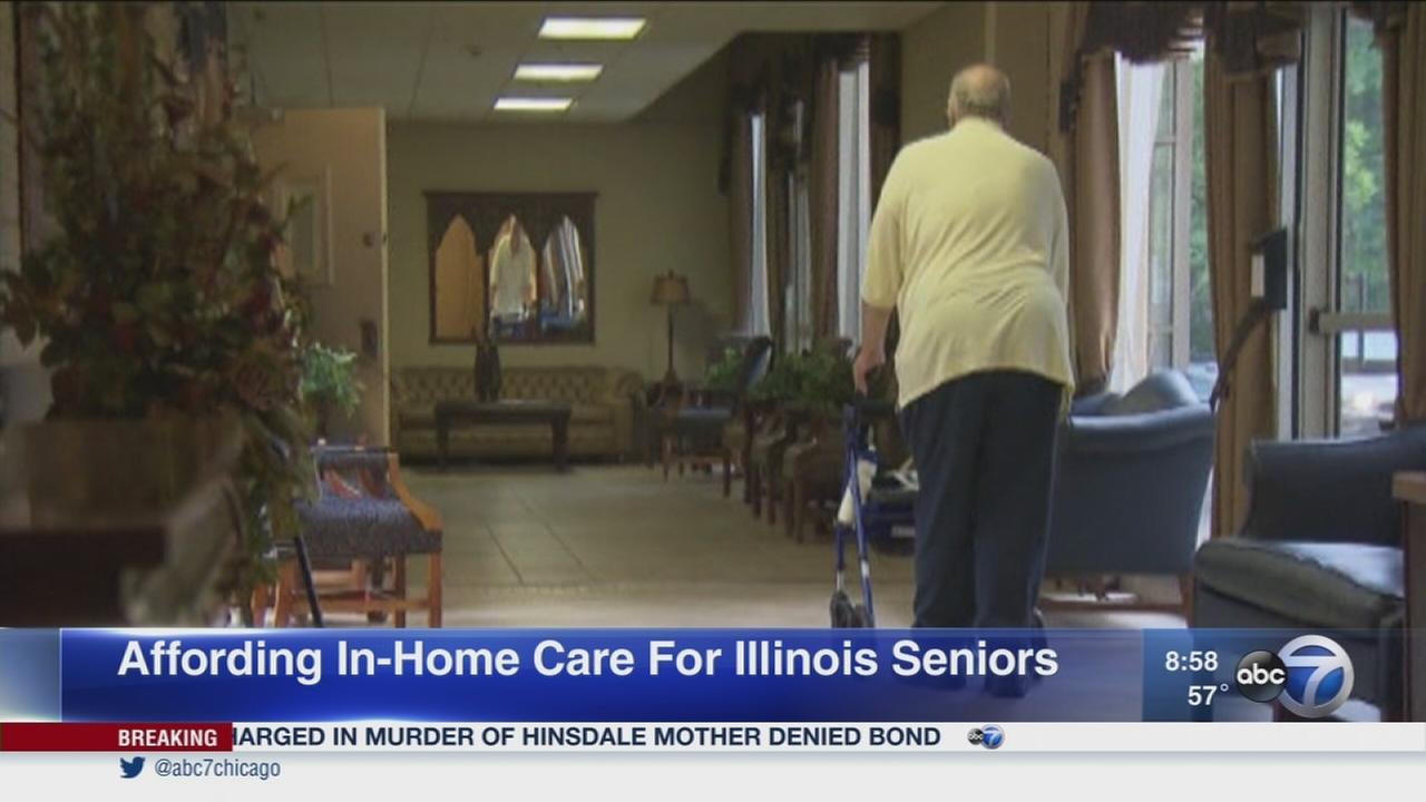 In-home care program for seniors could be in jeopardy
