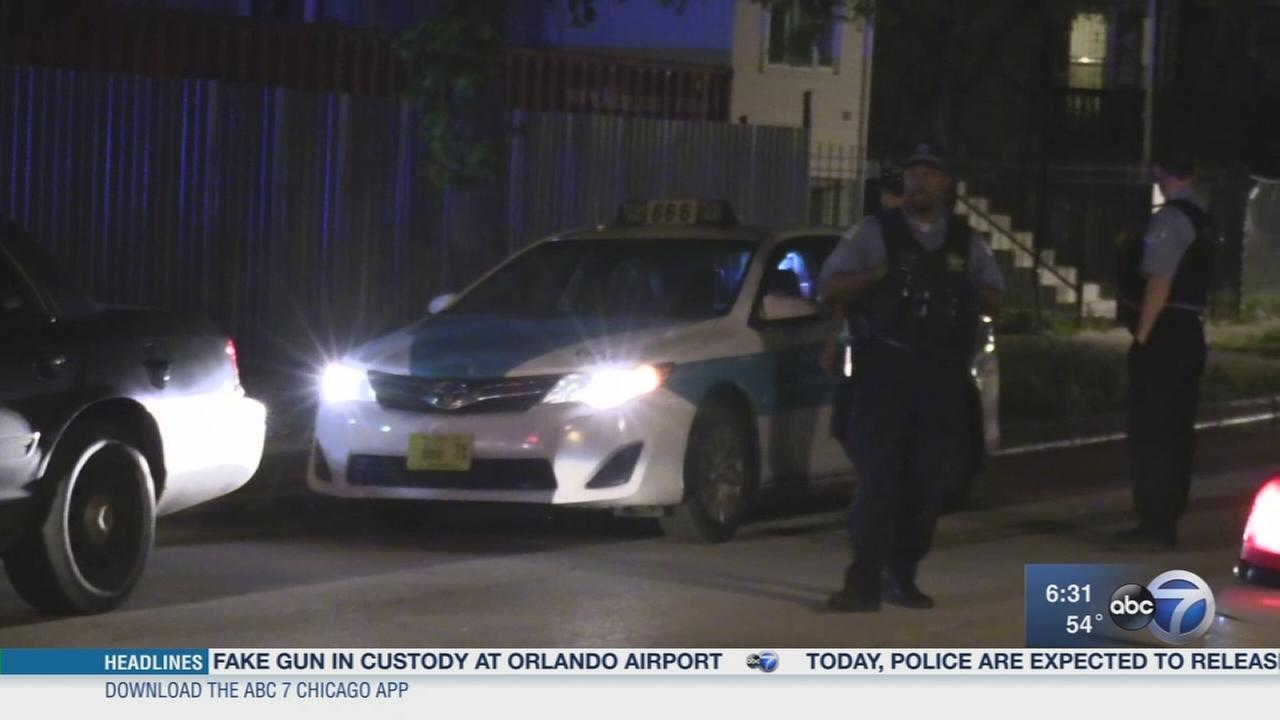 Cab driver allegedly shot by passenger