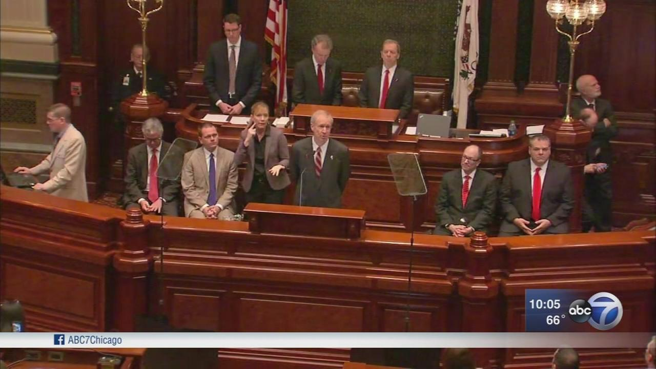 No vote Wednesday on Illinois budget, impasse continues