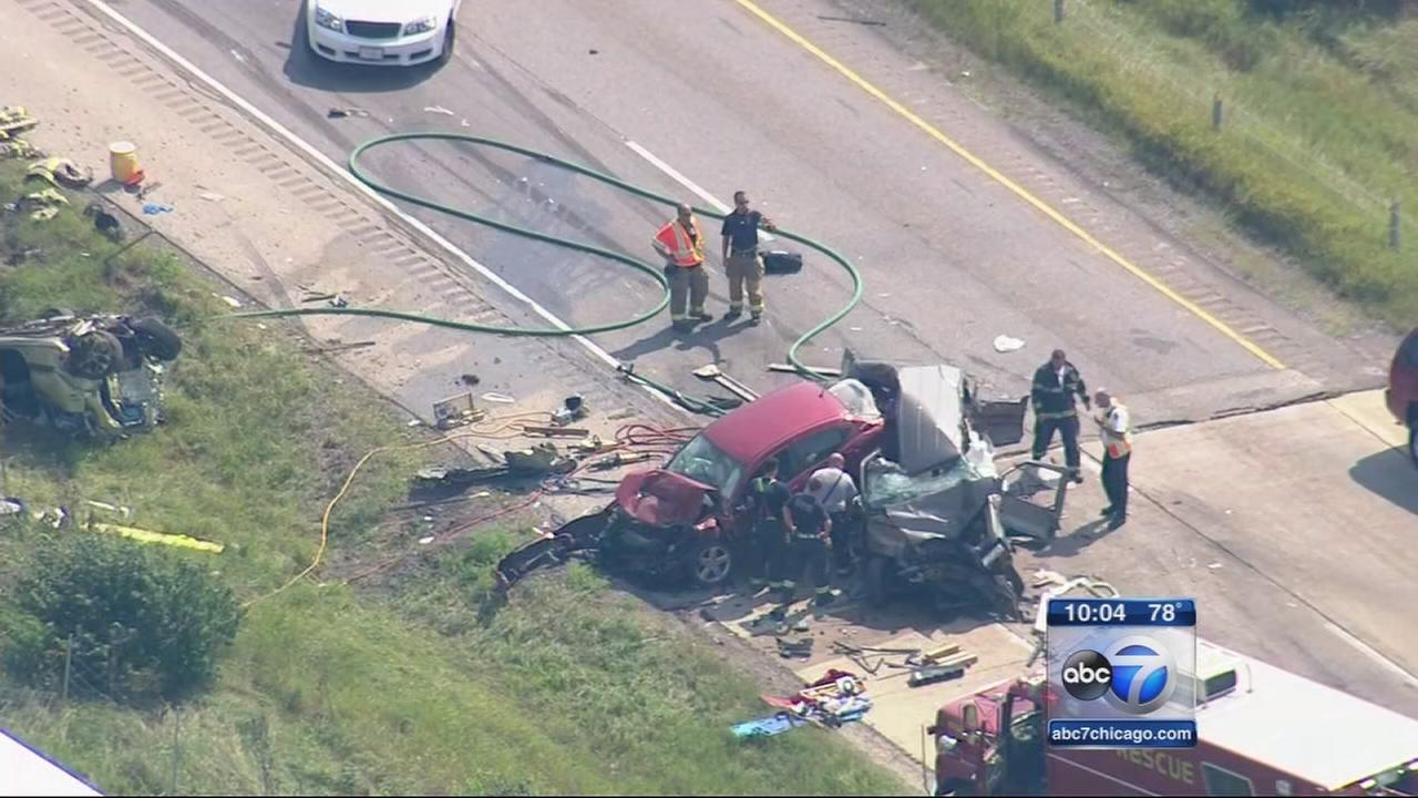 Speeding truck caused deadly I-55 crash, police say