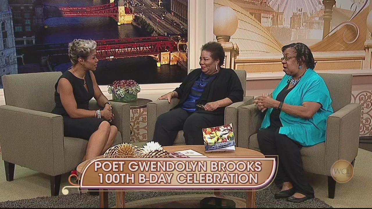 Chicago celebrate 100th birthday of poet Gwendolyn Brooks