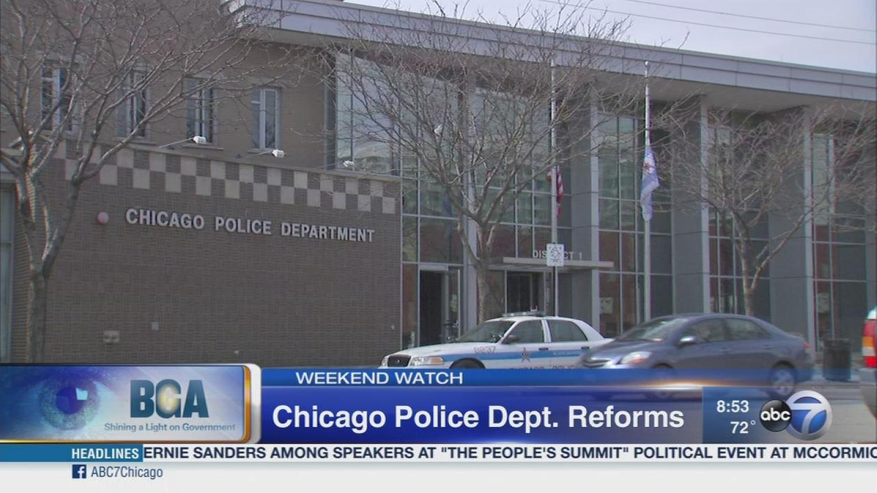 Weekend Watch: Chicago police reform