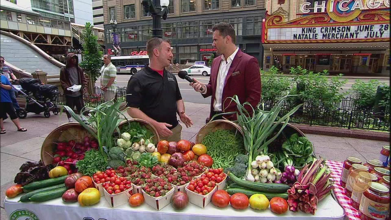 Chicago?s ultimate farmers market guide