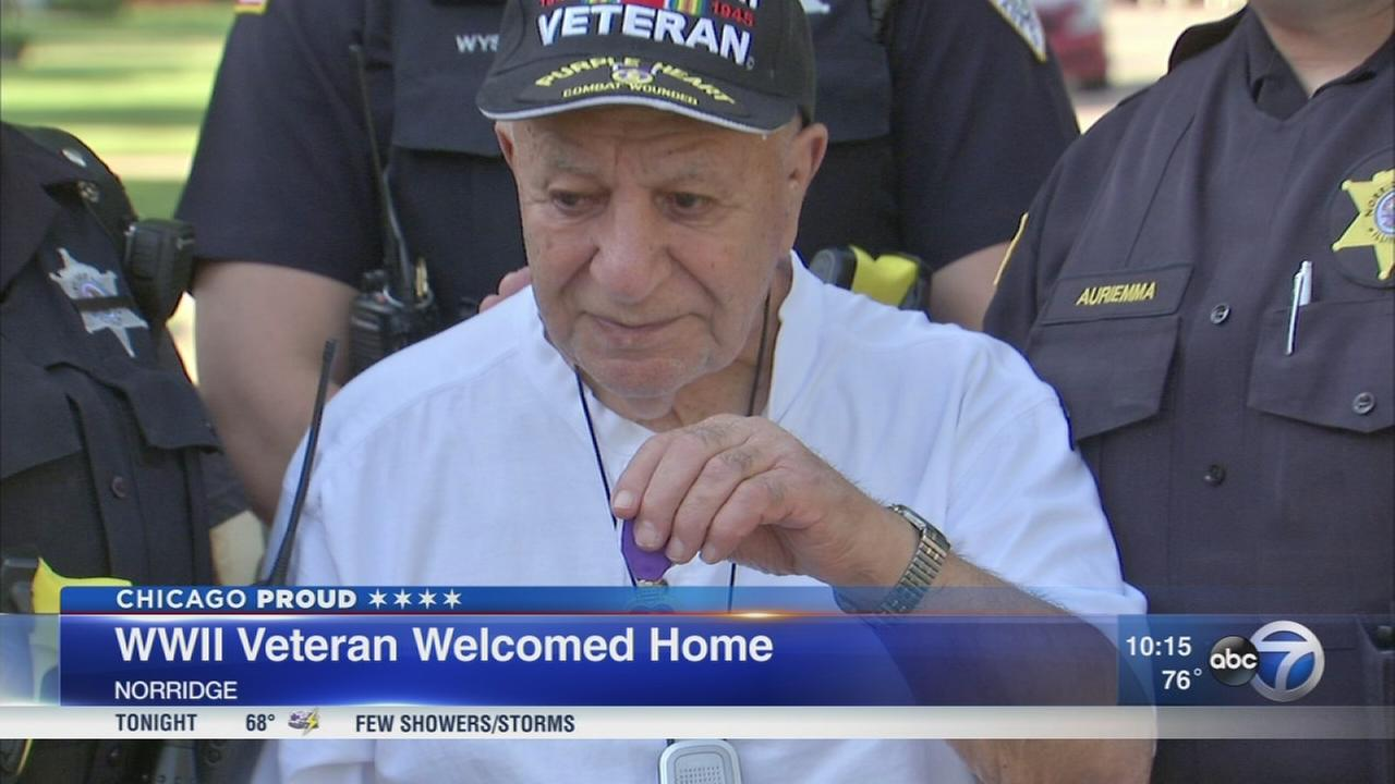 Veteran may be last to receive Purple Heart for WW II service