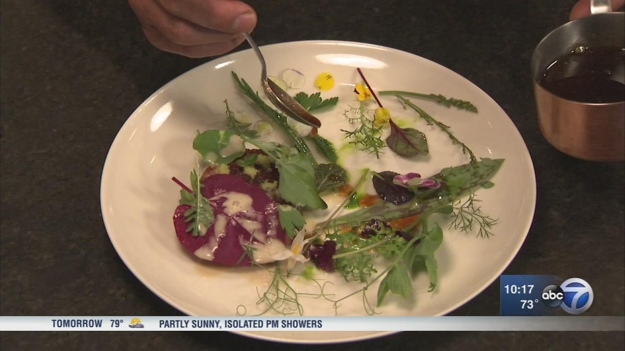 West Loop restaurant relies on single farm for ingredients